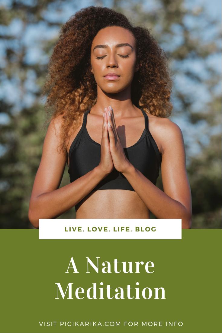 A Nature Meditation