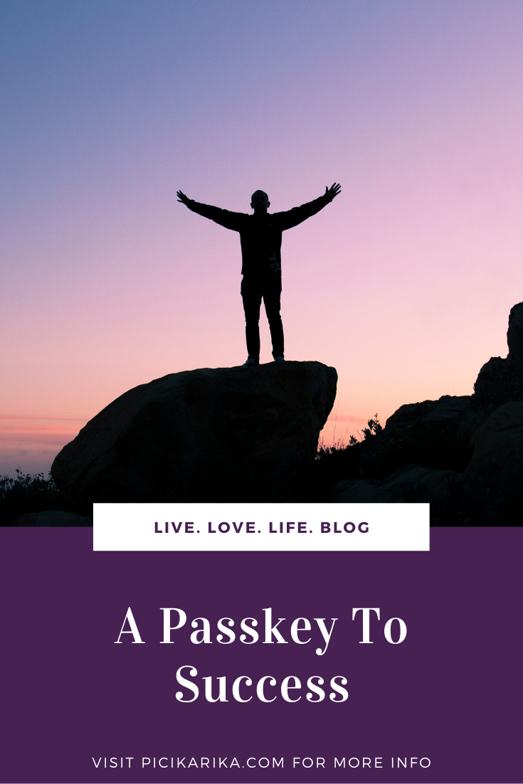 A Passkey To Success