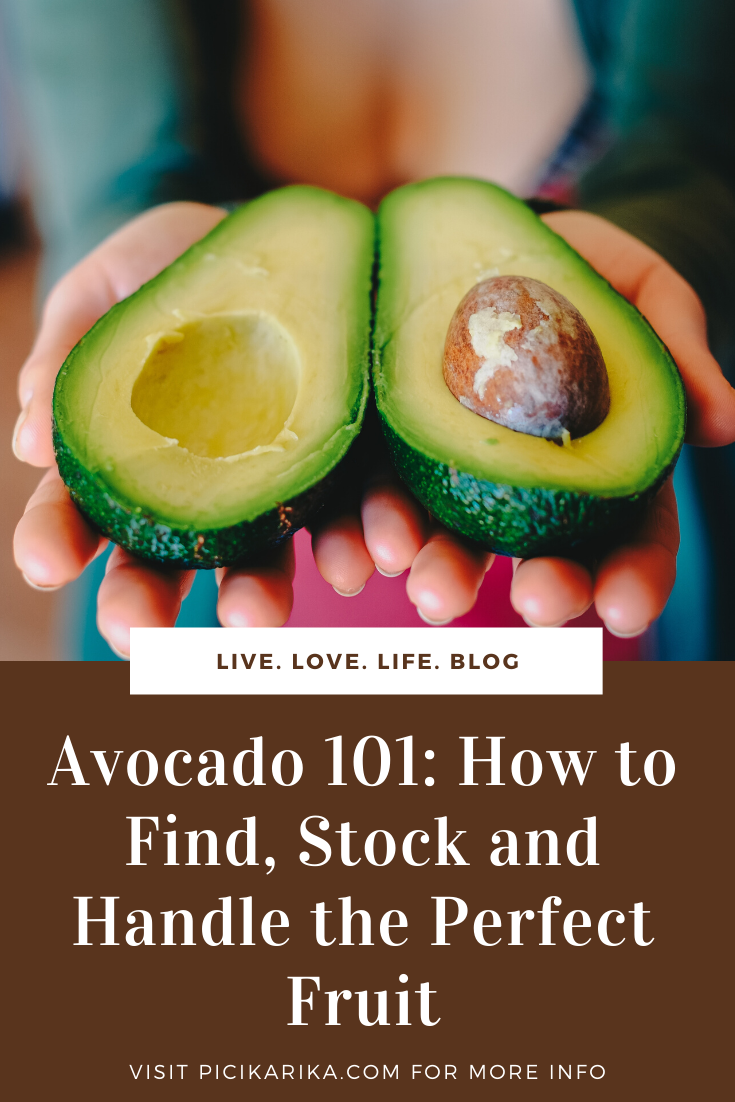 Avocado 101: How to Find, Stock and Handle the Perfect Fruit
