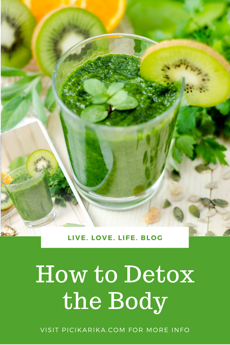 How to Detox the Body